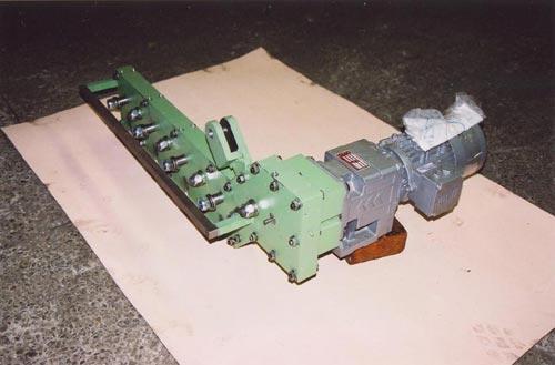 Fabrication de réducteurs