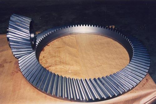 Fabrication de pignons
