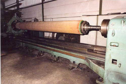 Fabrication de rouleaux
